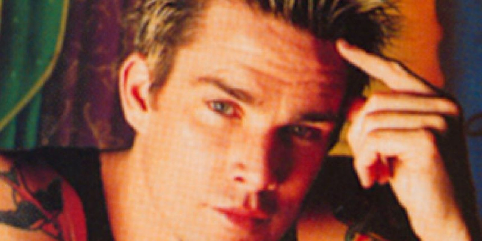 "Mark McGrath, de ""Sugar Ray"". Foto: vía Getty Images"