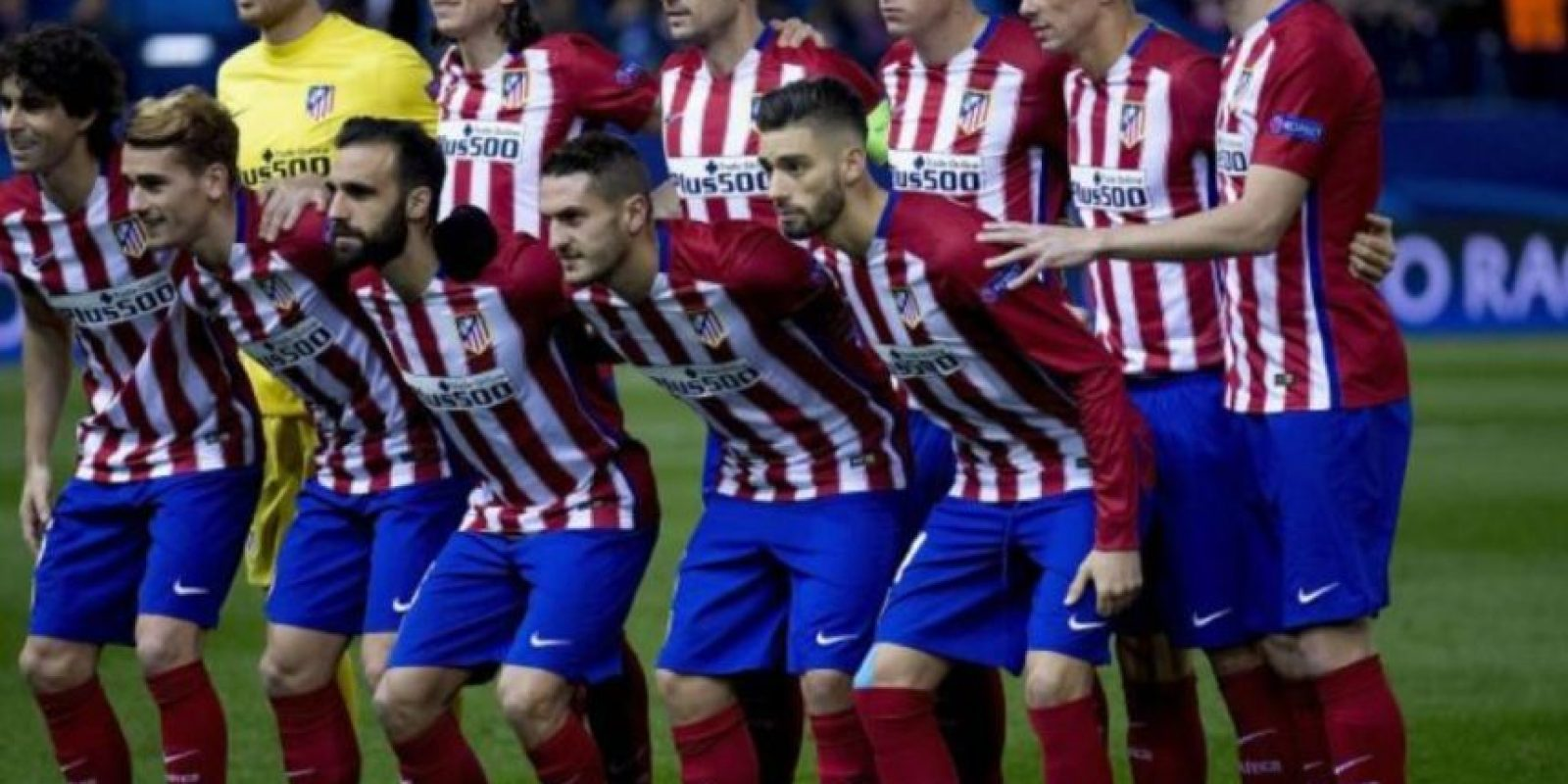 6. Atlético de Madrid Foto: Getty Images