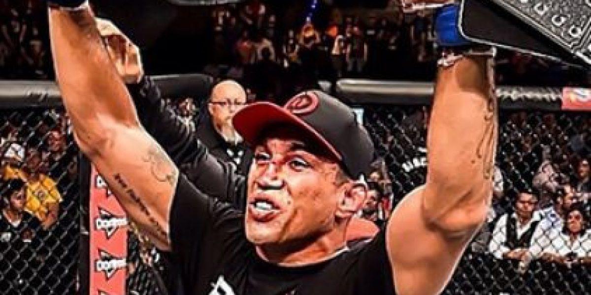 Fabrico Werdum: El peleador que se volvió campeón gracias al ex de una novia