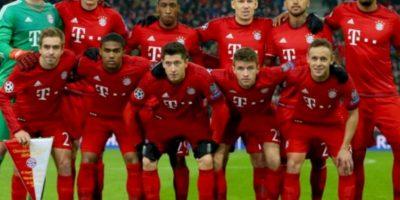 3. Bayern Múnich Foto:Getty Images