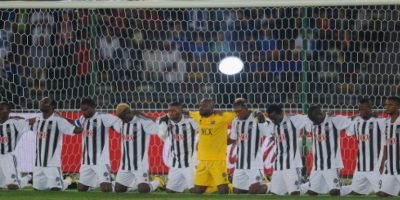 3. Mazembe Foto: Getty Images