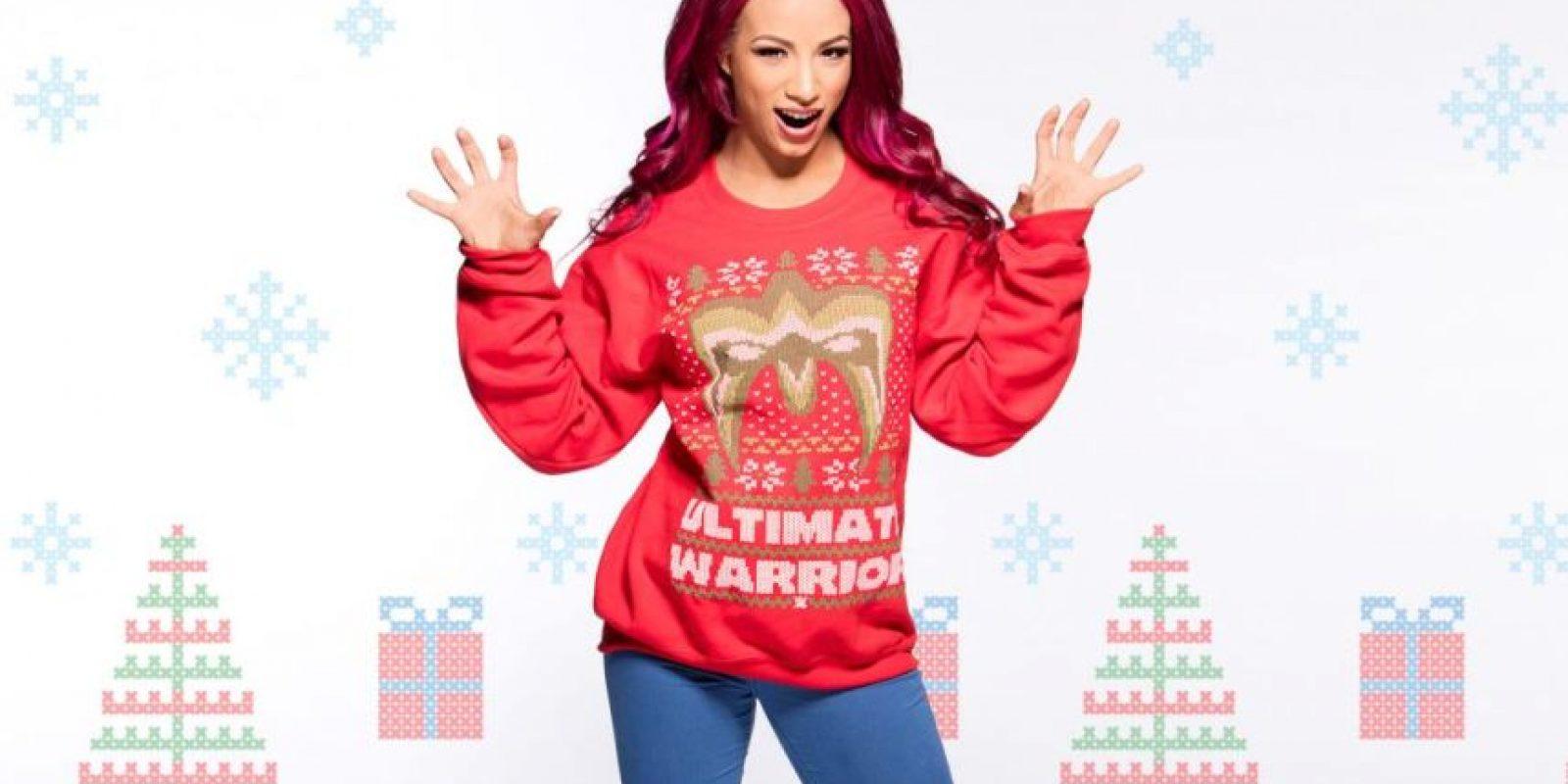Sasha Banks Foto:WWE