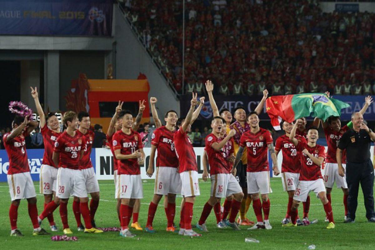 Representante de la AFC (Asia). Foto:Getty Images