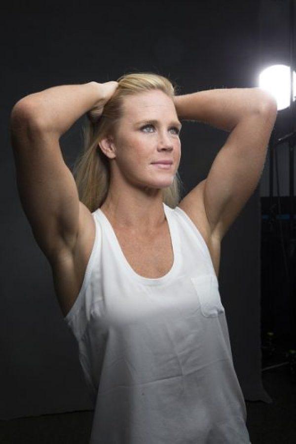 Holm nació el 17 de octubre de 1981 en Albuquerque, Nuevo México, Estados Unidos. Tiene 34 años de edad. Foto:Getty Images