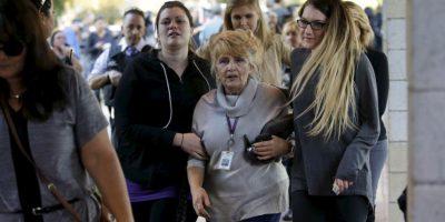 Otras 20 resultaron heridas. Foto:AP