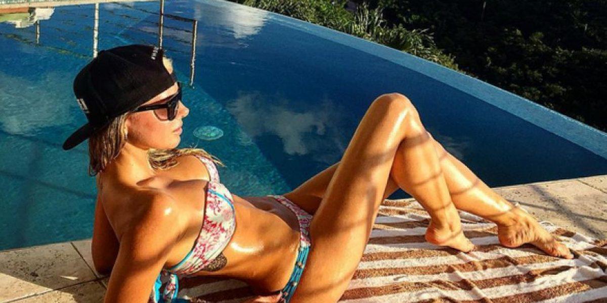Elizabeth Loaiza pone a volar la mente de sus seguidores con sensuales fotografías