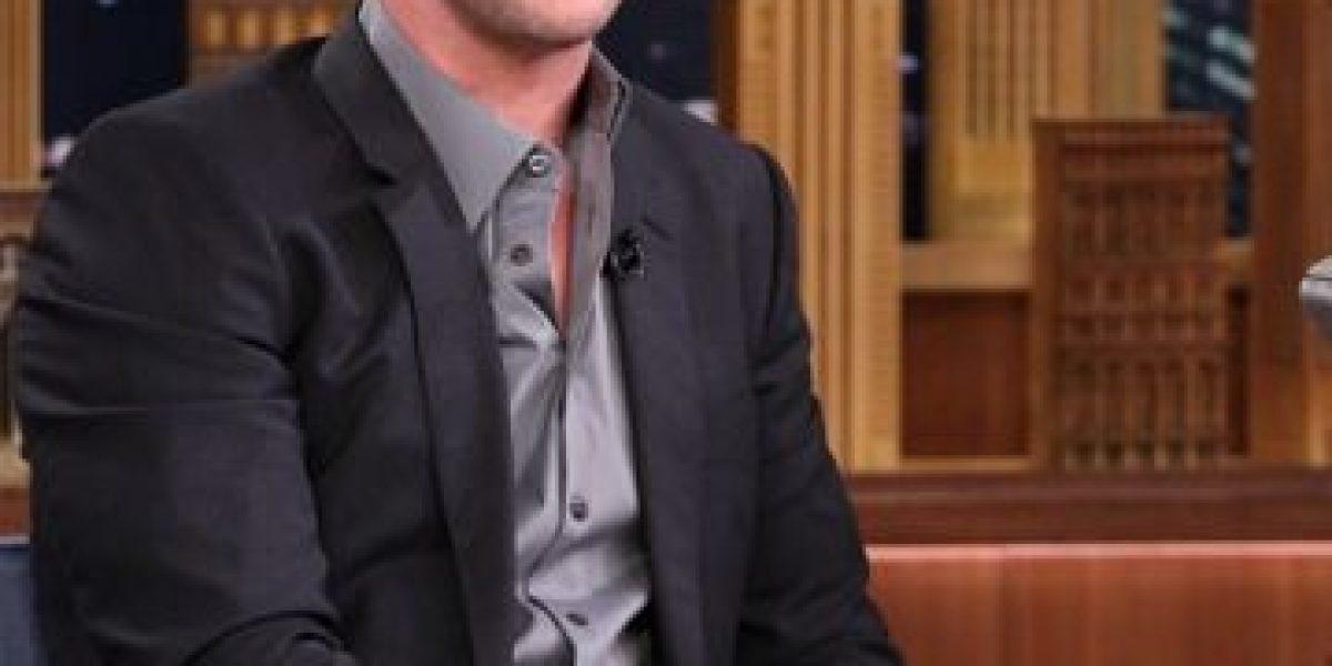 Jimmy Fallon desafía a Chris Hemsworth a una carrera de trineos