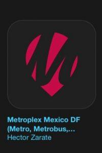 25- Metroplex Mexico DF. Es gratuita. Ideal para todas que buscan desplazarse en el transporte público de Ciudad de México. Foto:Apple