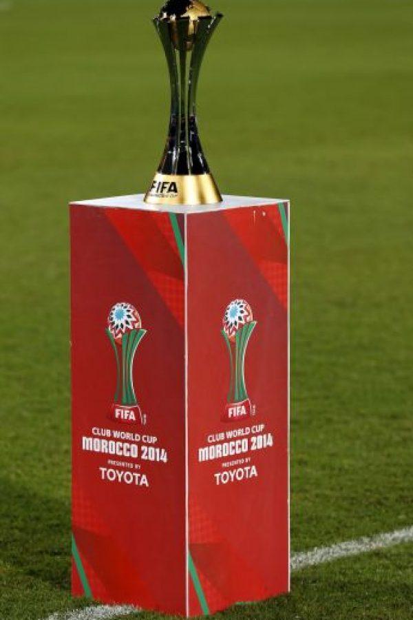 Siete equipos participan: seis campeones de las Confederaciones y un club local. Foto:Getty Images