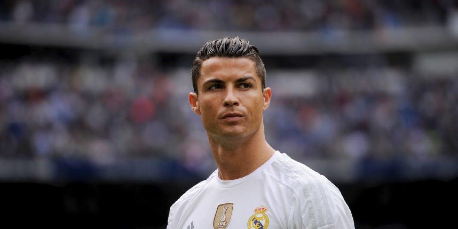 5. Cristiano Ronaldo Foto:Getty Images
