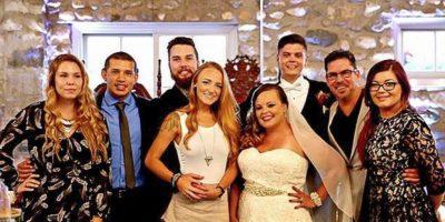 Se casaron, tuvieron otra hija. Foto:vía Instagram