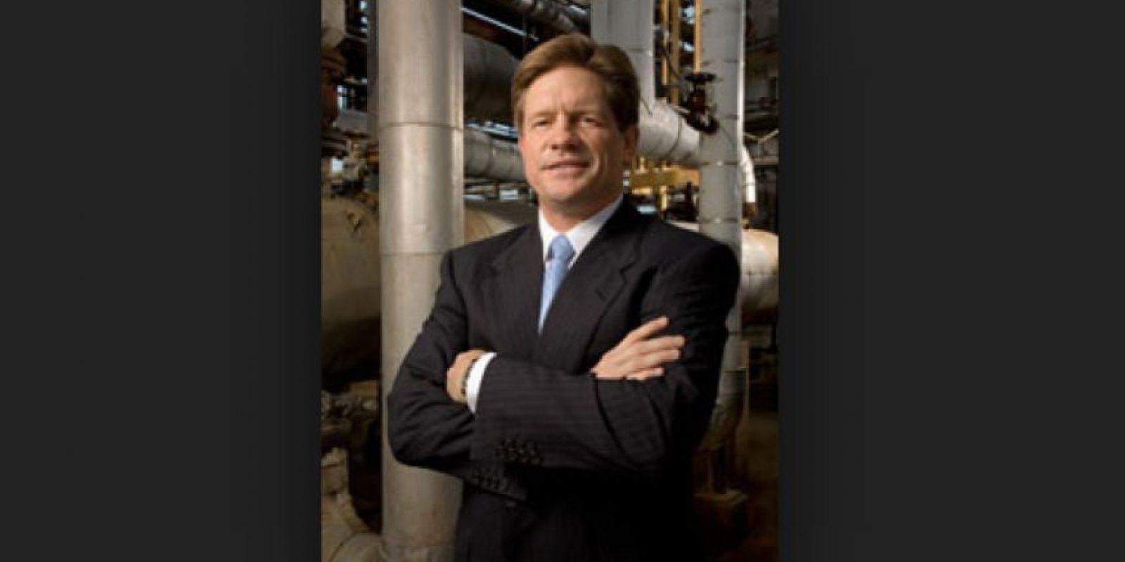Jeffrey Hildebrand es el jefe que decidió premiar a sus empleados para esta Navidad. Foto:Vía hilcorp.com