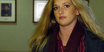 Fue acusada de tener sexo con un estudiante de 17 años. Foto:AP
