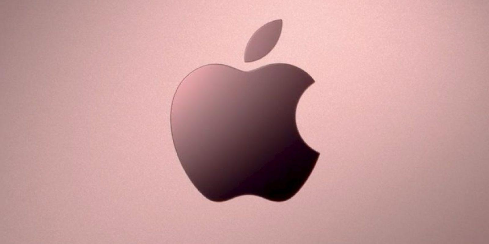 El iPhone color oro rosado ha causado sensación entre el público femenino, pero también en algunos hombres. Ahora los usuarios pueden escoger entre gris espacial, plateado, dorado y el oro rosado. Foto:Apple