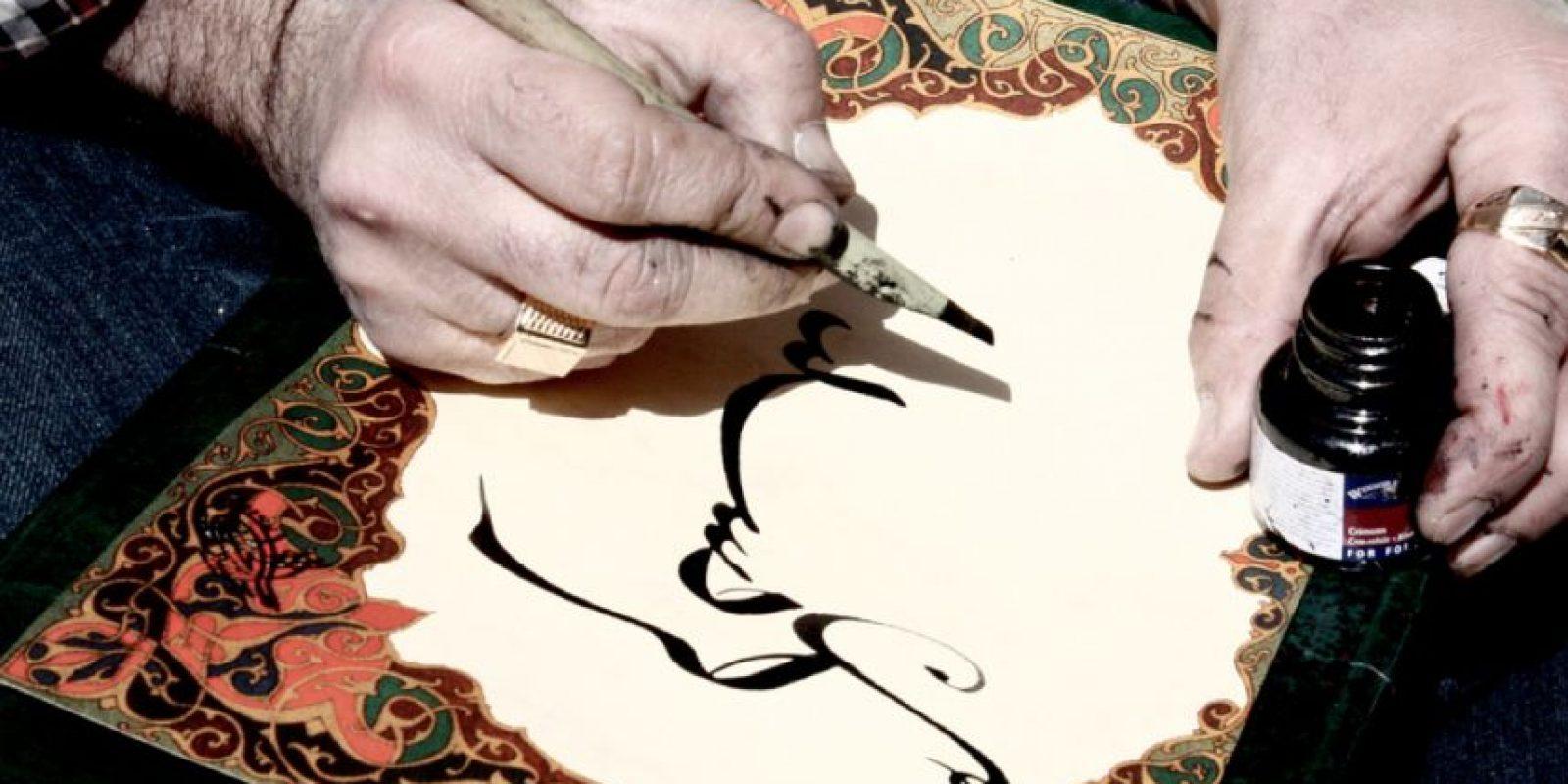5. Árabe Foto:Vía Flickr