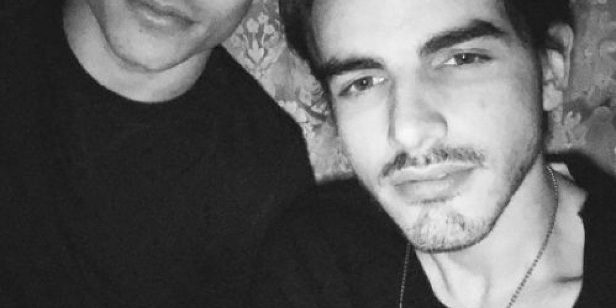 Santiago Talledo pone en duda su sexualidad