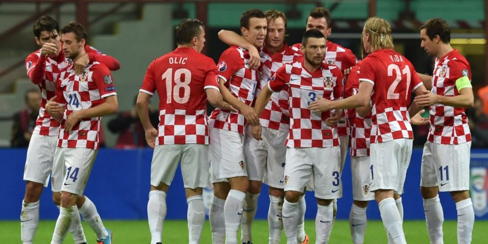 BOMBO 2: Croacia Foto: Getty Images