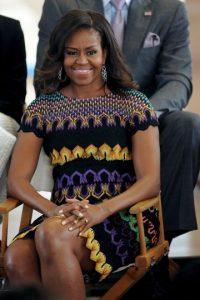 Se arriesga con estampados, con clase y elegancia. Foto:Getty Images