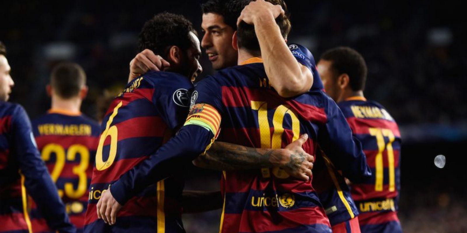 Tras finalizar su participación en la fase de grupos de la Champions League, Barcelona vuelve a la competición local este 12 de diciembre. Foto:Getty Images