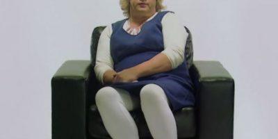 Stefonknee Wolschtt tiene 46 años. Foto:vía Transgender Project