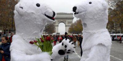 El acuerdo establece el año 2050 como el límite para abandonar por completo el uso de combustibles fósiles. Foto:AFP