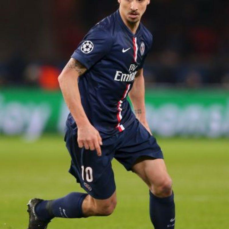 DELANTEROS: Zlatan Ibrahimovic (PSG) Foto:Getty Images