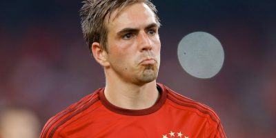 Phillip Lahm (Bayern Munich) Foto:Getty Images