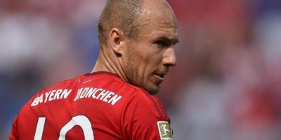 Arjen Robben (Bayern Munich) Foto:Getty Images