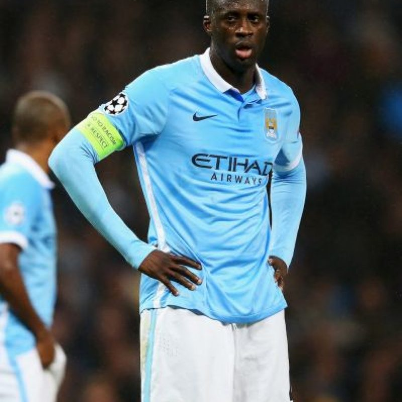 Con sus 32 años es uno de los pilares de la media del equipo de Manuel Pellegrini. Foto:Getty Images