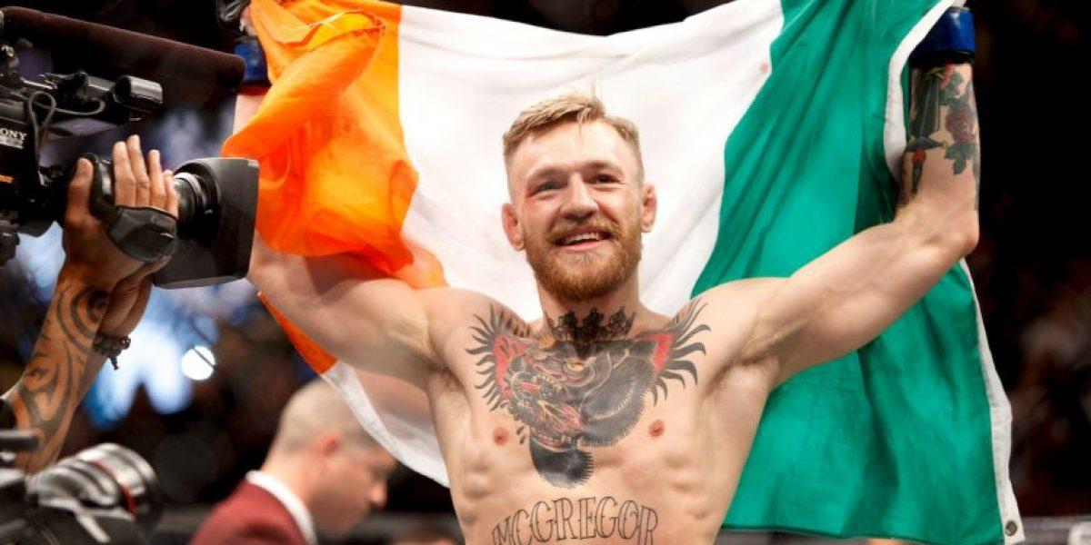 A lo Ronda Rousey: El nuevo campeón de UFC derrotó a su rival en 13 segundos