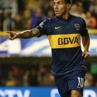 ARGENTINA: 1. Carlos Tévez (Boca Juniors) Foto:Getty Images