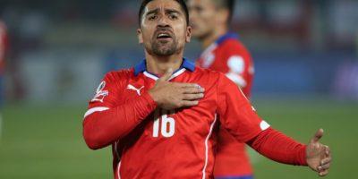 CHILE: 1. David Pizarro (Santiago Wanderers) Foto:Getty Images
