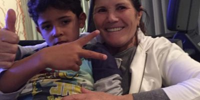 Dolores Aveiro, la mamá del futbolista, es muy activa en las redes sociales. Foto:Vía instagram.com/doloresaveirooficial