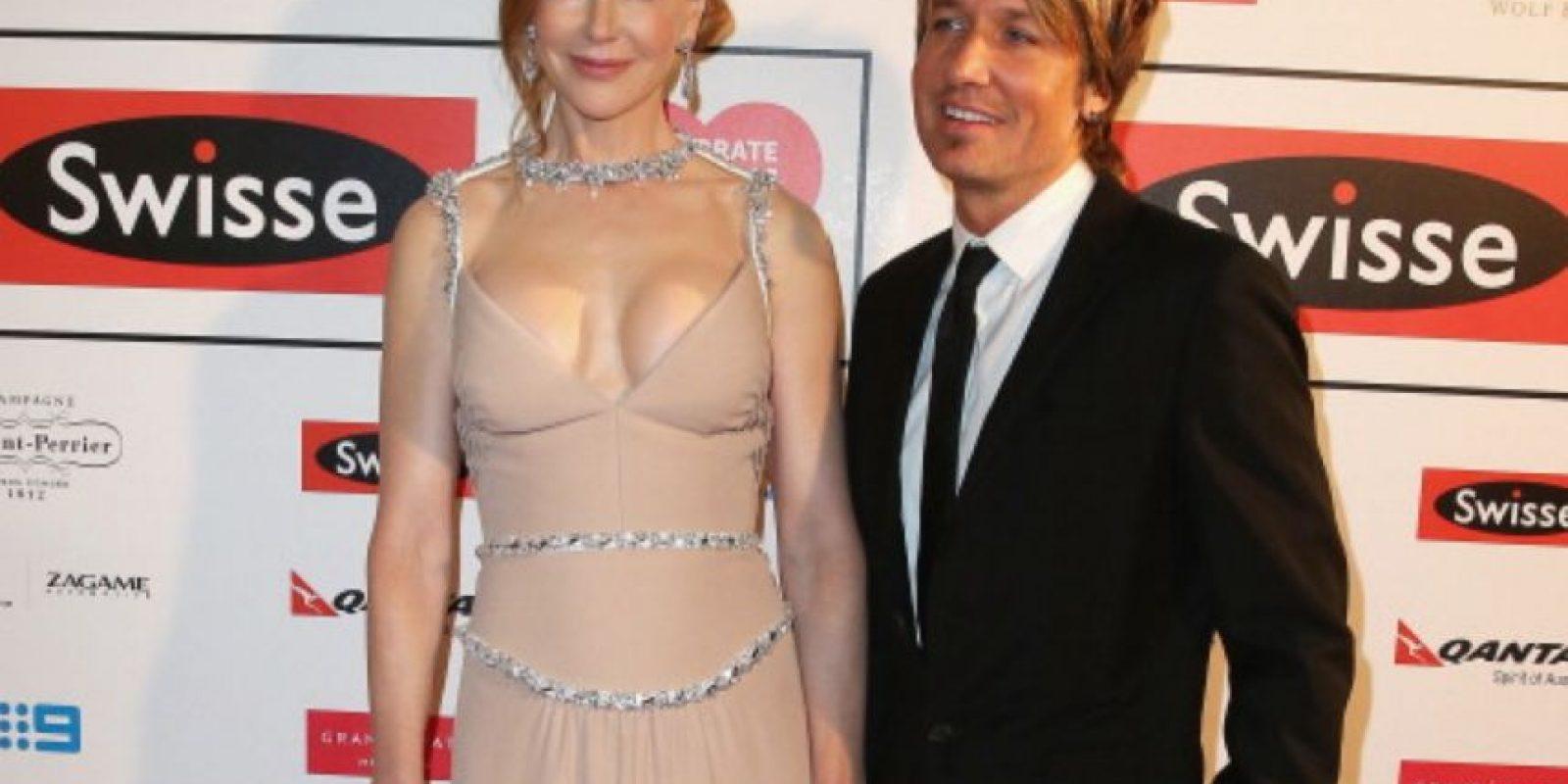 En 2006 se casó con Keith Urban. Foto:vía Getty Images