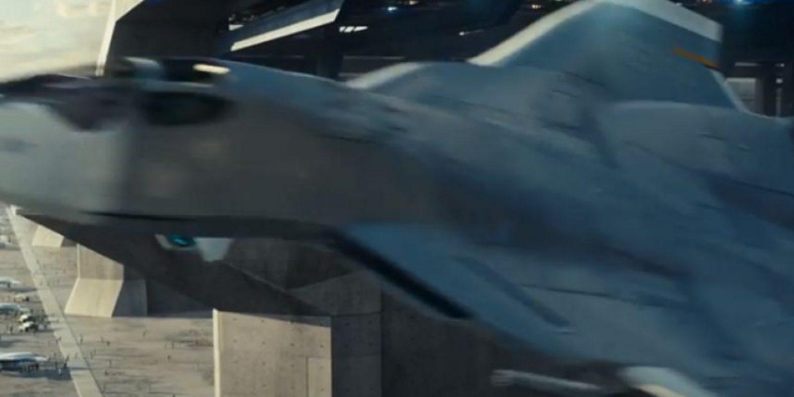 Menos Will Smith. Foto:vía 20th Century Fox