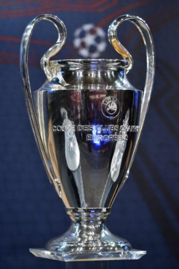 Así se enfrentarán los equipos de la Champions League en la fase de octavos Foto:AFP