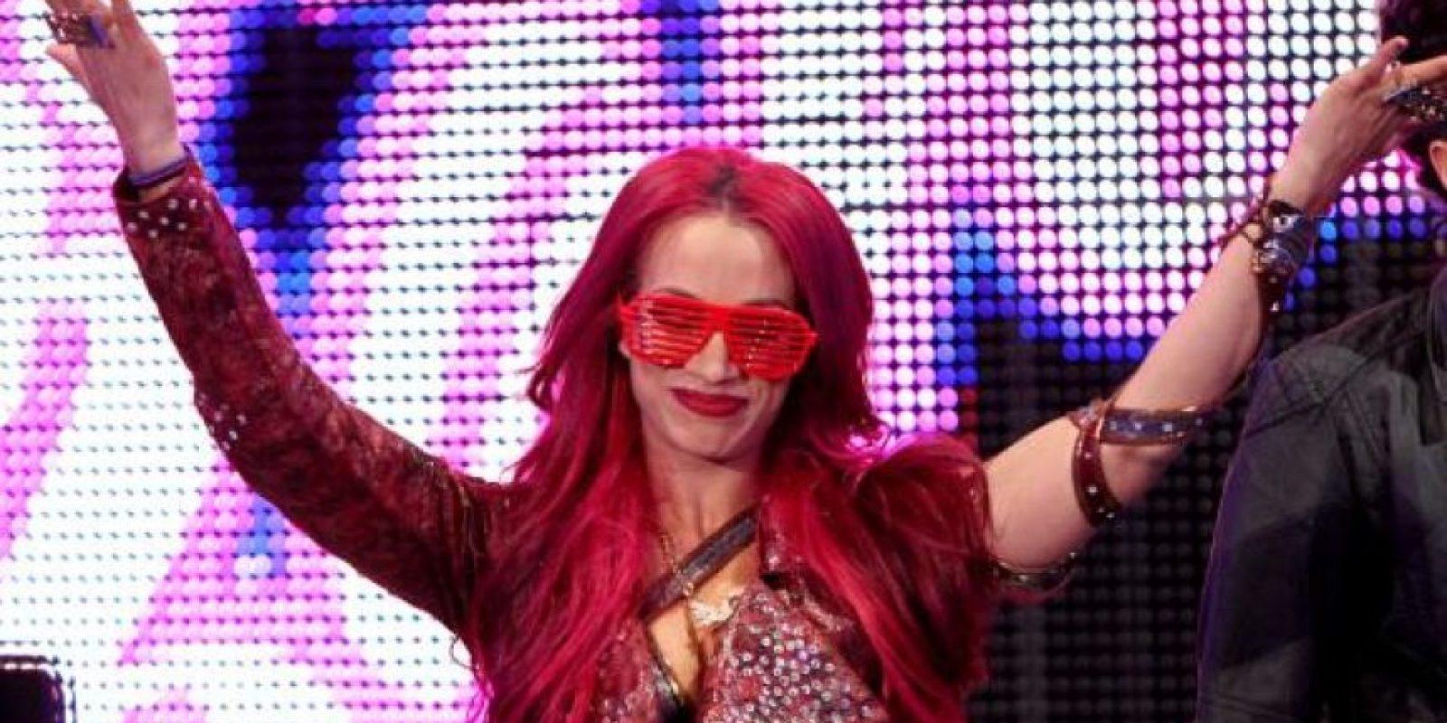 En el Kick-Off, Sasha Banks superó a Becky Lynch Foto:WWE