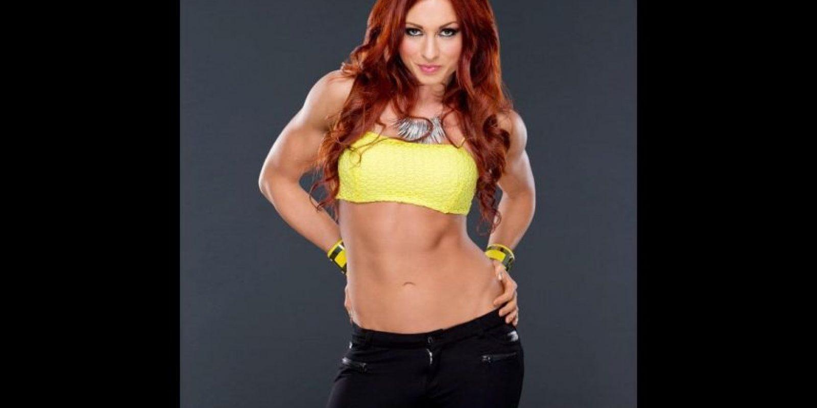 Becky Lynch tiene 28 años. Foto:WWE