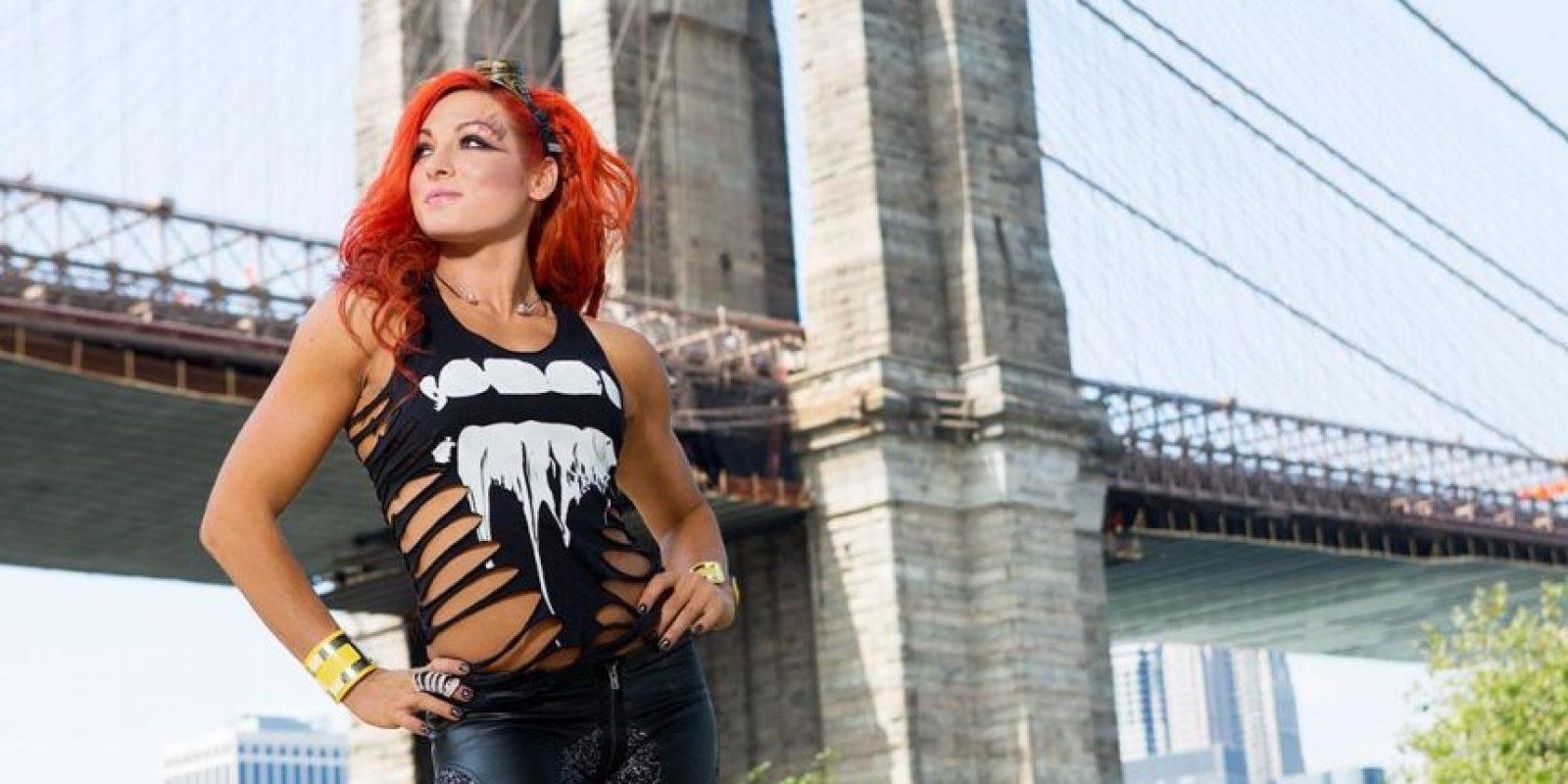 Nació en Dublín, Irlanda. Foto:WWE