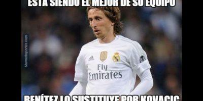 Luka Modric… Foto:memedeportes.com