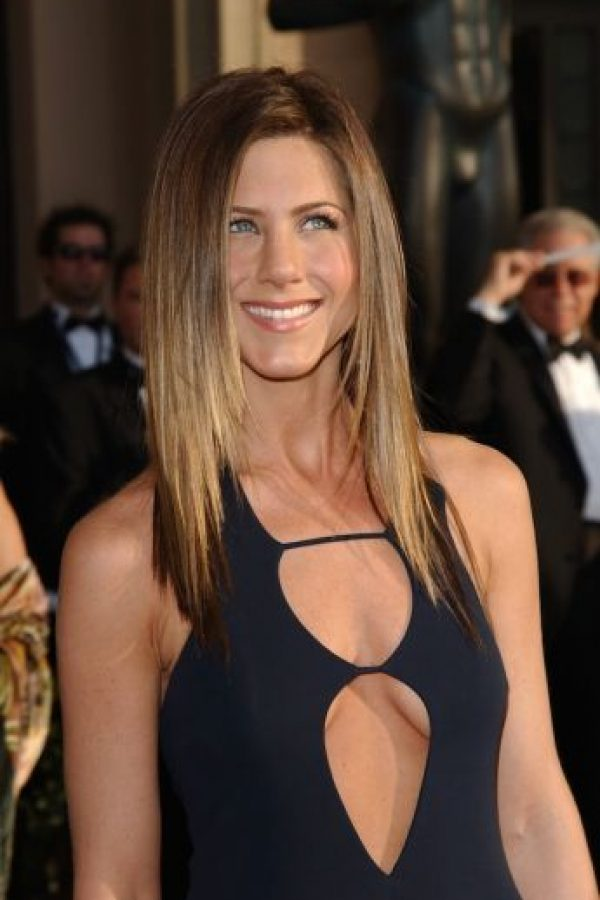 """Posteriormente participó en cintas de comedia como: The Good Girl"""" (2002) y """"Bruce Almighty"""" (2003) Foto:Getty Images"""