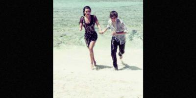 "¿Los recuerdan? Foto:""Elle Magazine"""
