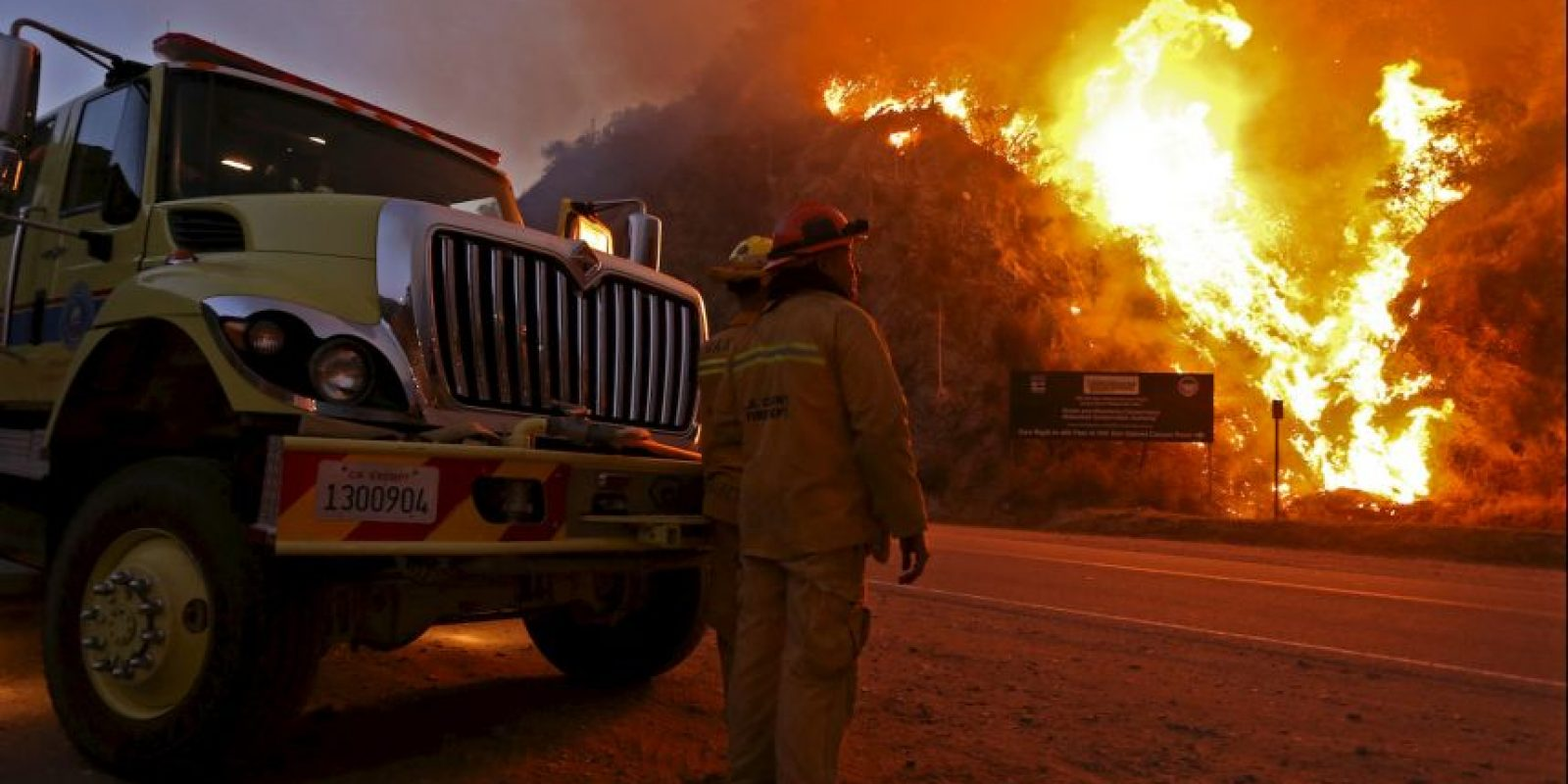 5. El perro de la familia también murió en el incendio. Foto:Archivo/Getty Images