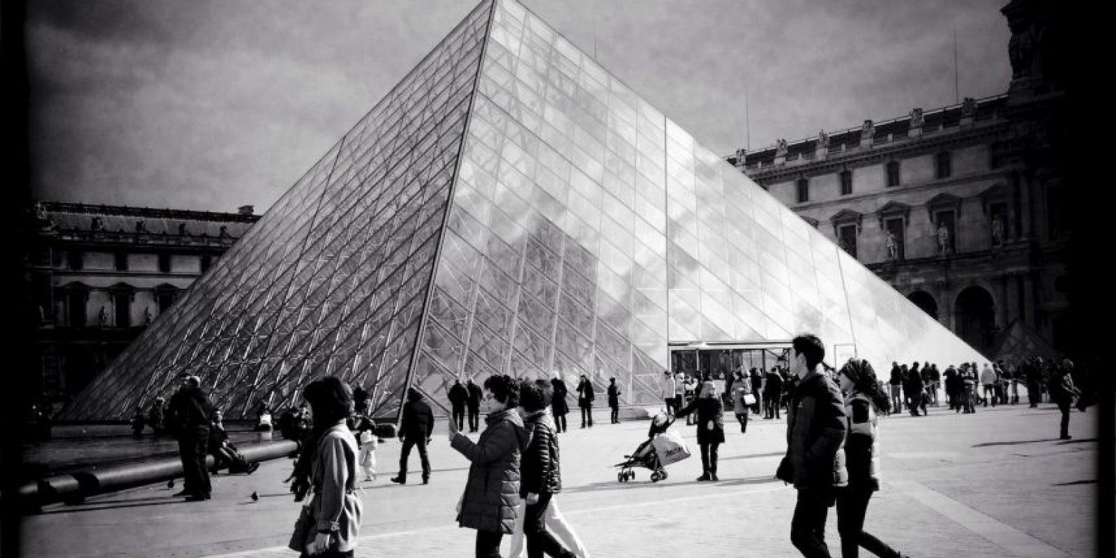 2. Museo de Louvre, en París, Francia Foto:Getty Images