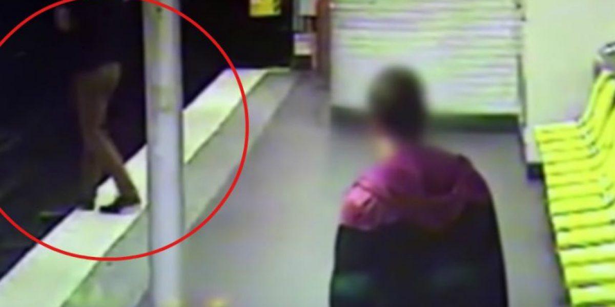 De ladrón a héroe: Primero le robó y minutos después le salvó la vida