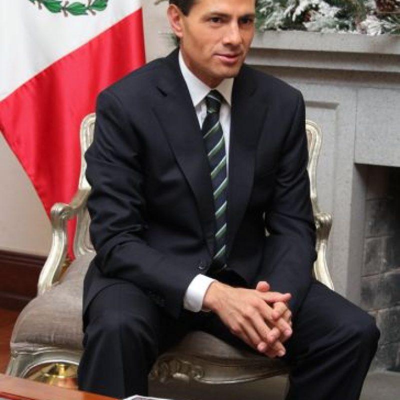 """¿En qué se entretiene un presidente? """"Suelo correr y hacer ejercicio"""". Foto:Nicolás Corte / Publimetro México"""