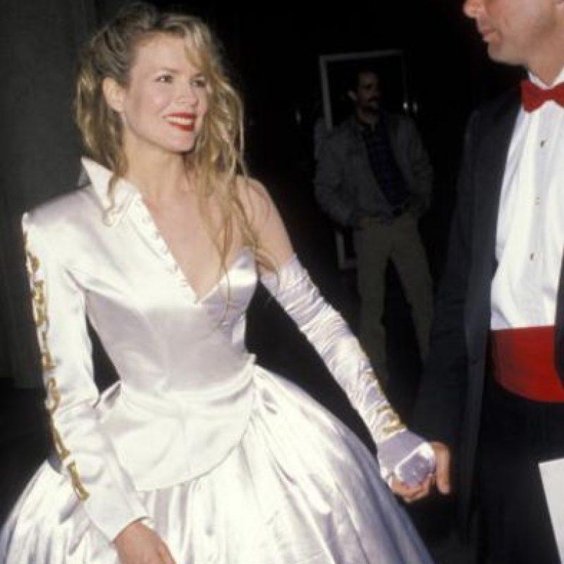 Se divorció de su primer marido, un maquillador. Foto:vía Getty Images
