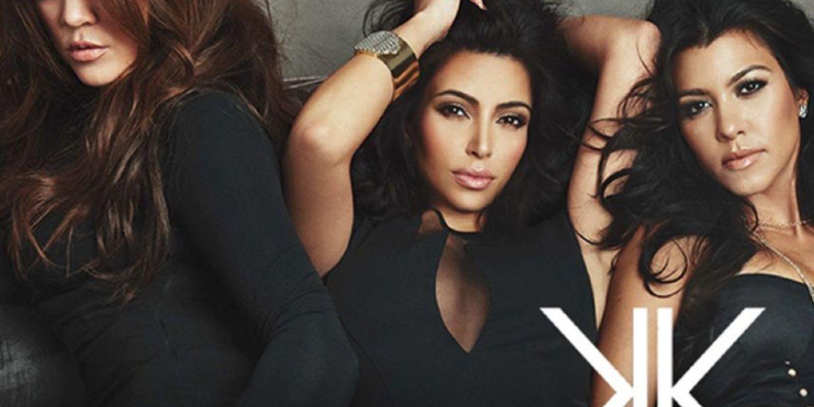 Tanto, que la marca sigue. Foto:vía Kim Kardashian Kollection