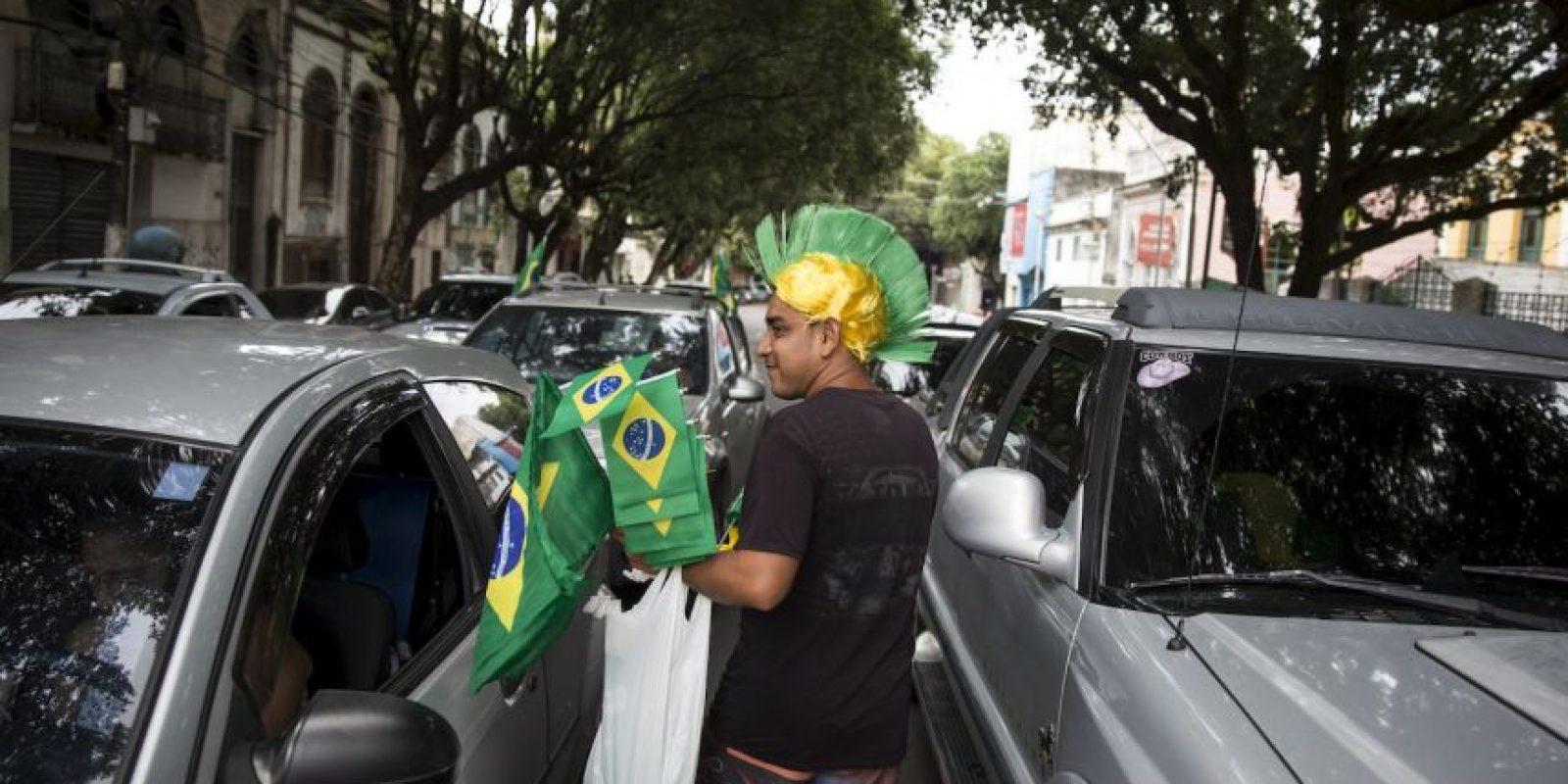 8 Con 0.755 puntos, Brasil llega a la posición 75 a nivel mundial Foto:Getty Images