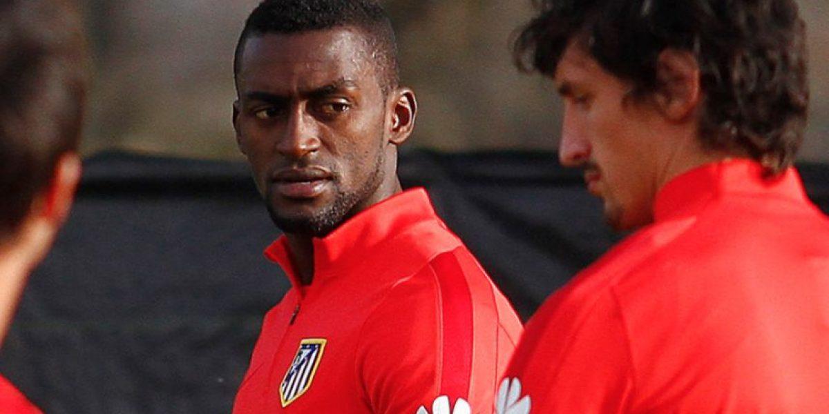 Jackson Martínez vuelve a entrenamientos con el Atlético